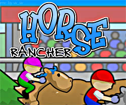 Horse Rancher game in flash