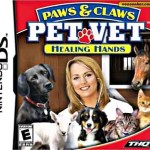 Paws and claws Pet Vet Healing Hands gioco per PC NDS