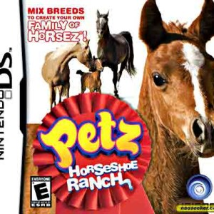 Petz Horseshoe Ranch gioco per Nintendo DS