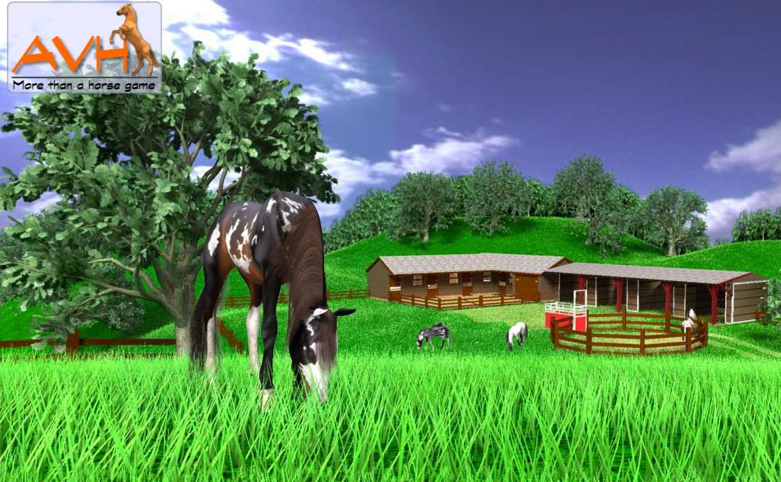 A virtual horse recensione del gioco giochi di cavalli for Costruire un ranch