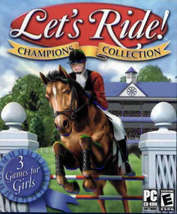 Lets Ride Champions Collection Gioco Di Cavalli Per Pc