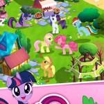 My little pony - app di gioco di cavalli tratta dal cartone animato
