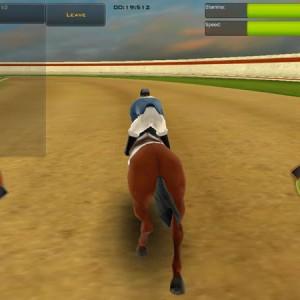 Race horse champions: gioco di cavalli sulle corse